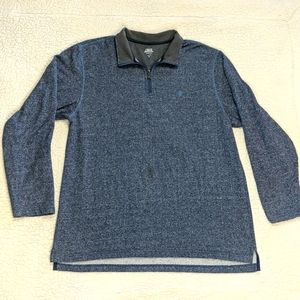 Izod size XL fleece men's shirt